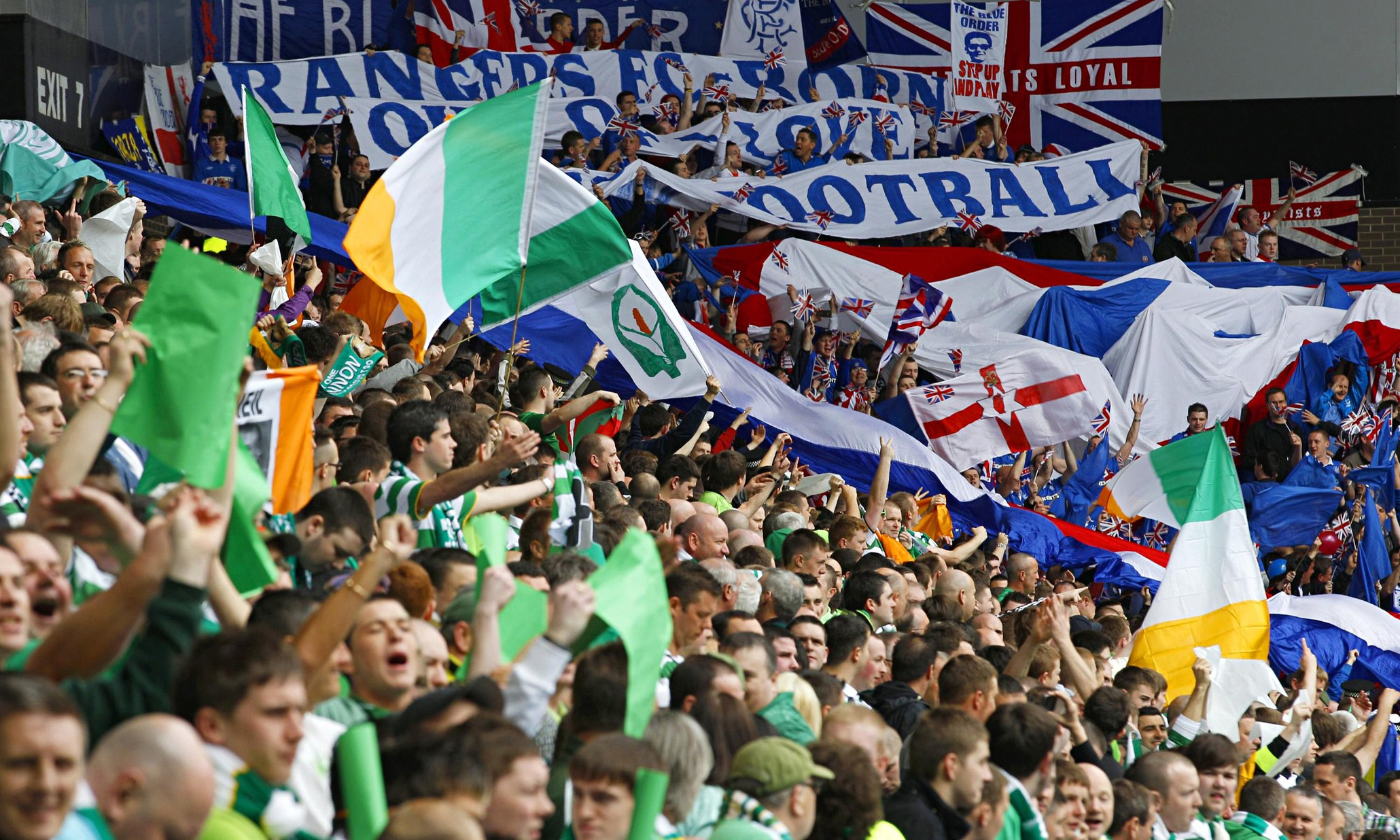 The Old Firm: El derbi de Glasgow